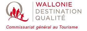 Logo Wallonie Destination Qualité